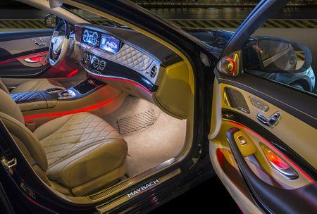 Mercedes-Maybach S 500 va S 400: Sieu xe & sieu sang - Anh 6