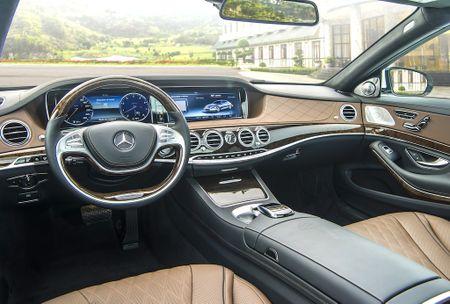 Mercedes-Maybach S 500 va S 400: Sieu xe & sieu sang - Anh 7