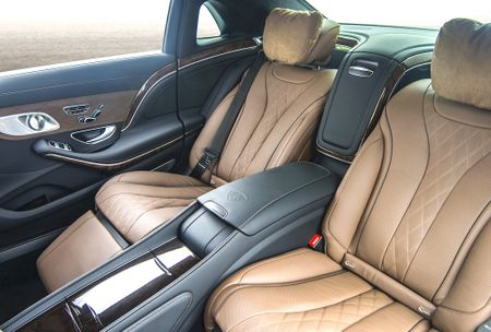Mercedes-Maybach S 500 va S 400: Sieu xe & sieu sang - Anh 9