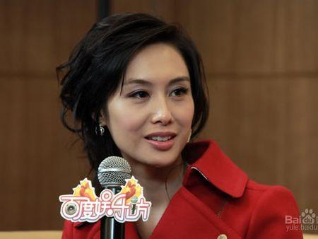 Giai nhan 'Anh hung xa dieu' thua nhan lieu mang khi yeu Chau Tinh Tri - Anh 1