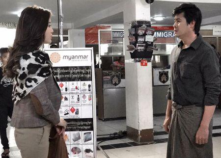 Chuyen hau truong dong phim cua Huyen My o nuoc ngoai - Anh 3