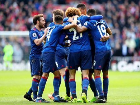 GOC MARCOTTI: Man United thoi lua vao top 4. Wenger 'co dam an xoi'. Barca hay...mot nua - Anh 1