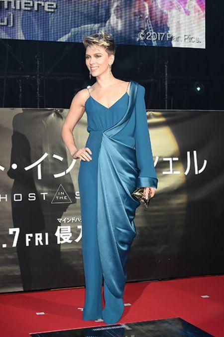 Scarlett Johansson la lam voi toc ngan - Anh 3