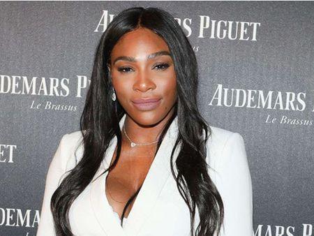 Serena Williams xac nhan co bau, se sinh em be vao mua Thu - Anh 2