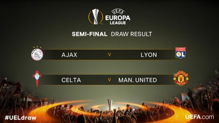 Ban ket Europa League: M.U cham tran Celta Vigo, Lyon dung Ajax - Anh 2