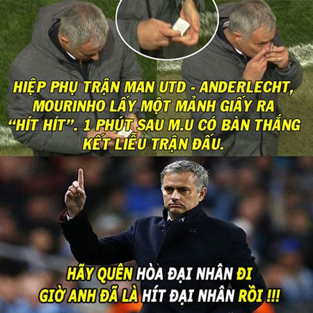 HAU TRUONG (21.4): Ibra thanh 'thanh di', Mourinho dung 'doc chieu' - Anh 5