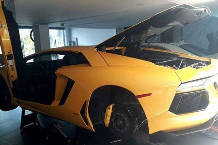 Lamborghini gia 25 ty do 'po khung' tai nha Cuong Do la - Anh 8