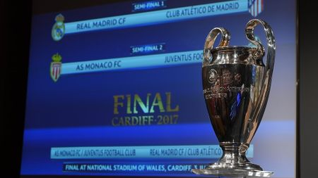 Real dau Atletico, Juventus cham tran Monaco o ban ket Champions League - Anh 1