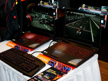Lenovo mang dong laptop choi game Legion ve Viet Nam - Anh 1