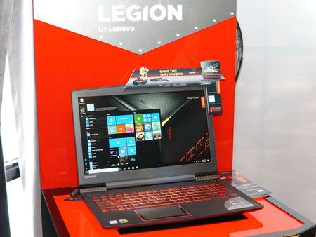 Lenovo mang dong laptop choi game Legion ve Viet Nam - Anh 5