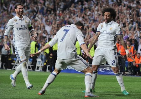 Thanh Madrid nin tho khi Real – Atletico tai dau - Anh 3