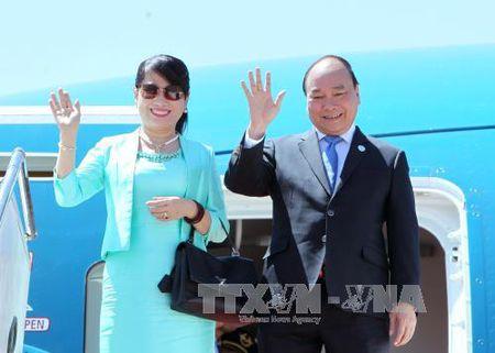 Thu tuong Nguyen Xuan Phuc tham chinh thuc Campuchia va Lao trong tuan toi - Anh 1