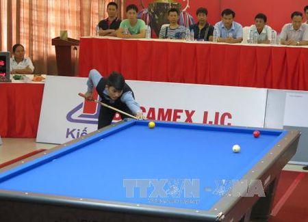 TP Ho Chi Minh Nhat toan doan tai Giai Billiards - Anh 1