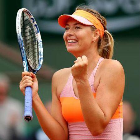 """Chan dai"" tennis: Serena co bau, thoi co vang cho Sharapova - Anh 4"