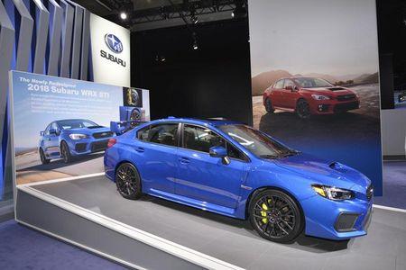 Subaru cong bo gia ban WRX va WRX STI 2018 - Anh 1