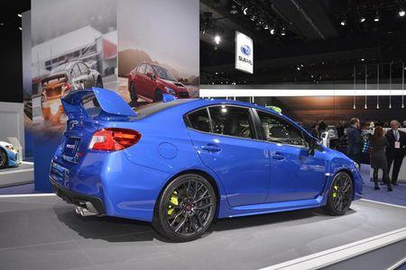 Subaru cong bo gia ban WRX va WRX STI 2018 - Anh 3