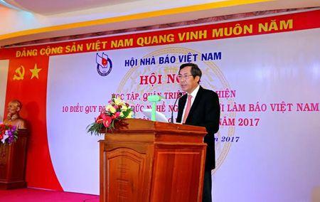 Se cong khai danh sach Hoi vien Hoi nha bao Viet Nam - Anh 1