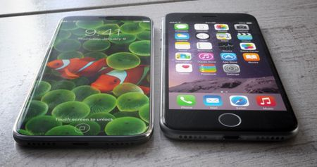 Tin buon dau tien ve iPhone 7S - Anh 1