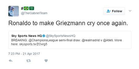 Griezmann chi luon lam 'nen' cho Ronaldo, tu CLB cho den DTQG - Anh 8