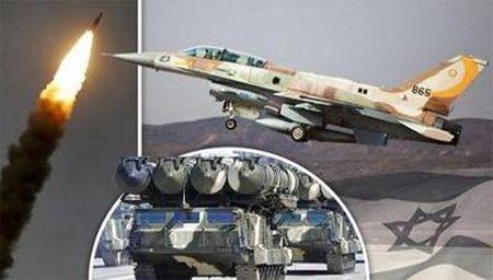 My, Israel bat luc nhin Syria chuyen may bay den Hmeymim - Anh 1