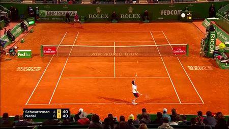Murray, Djokovic thua soc, Monte Carlo rong cua cho Nadal - Anh 8