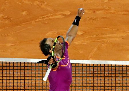 Murray, Djokovic thua soc, Monte Carlo rong cua cho Nadal - Anh 9