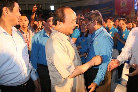 Thu tuong Chinh phu dang gap go cong nhan mien Trung - Anh 4