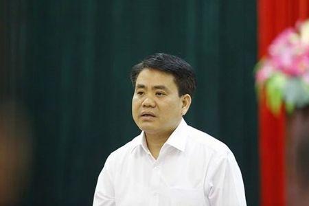 Dan Dong Tam ngong cho Chu tich Ha Noi vao doi thoai sang nay - Anh 1