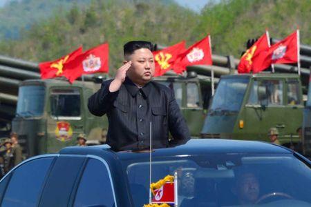 Trieu Tien 'to' tinh bao My - Han muu sat Kim Jong-un - Anh 1