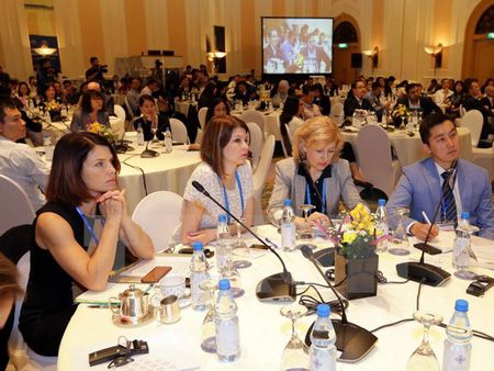 APEC 2017: Tang truong kinh te thong qua doi moi sang tao - Anh 2