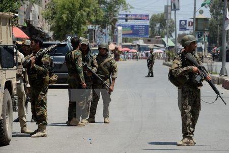 Afghanistan: Luc luong an ninh tieu diet hon 100 phien quan - Anh 1