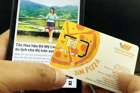 Vietnamobile bi phat 85 trieu dong ve viec thong tin thue bao sai - Anh 1
