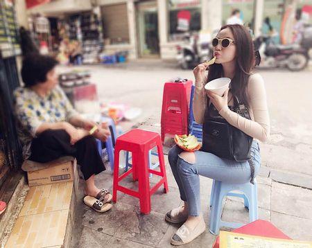 Khong kem gi Dong Nhi, Bao Thy cung 'tam' trong hang hieu - Anh 11