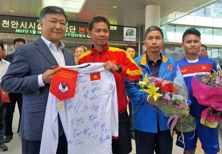 U20 Viet Nam nhan qua dac biet tai VCK U20 World Cup - Anh 3