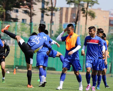U20 Viet Nam nhan qua dac biet tai VCK U20 World Cup - Anh 5