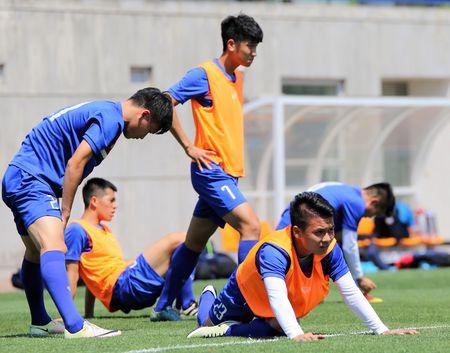 U20 Viet Nam nhan qua dac biet tai VCK U20 World Cup - Anh 6