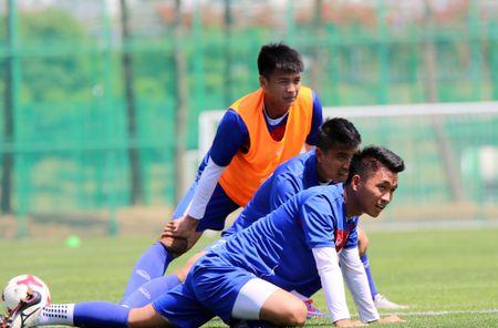 U20 Viet Nam nhan qua dac biet tai VCK U20 World Cup - Anh 7