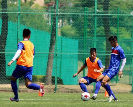 U20 Viet Nam nhan qua dac biet tai VCK U20 World Cup - Anh 8