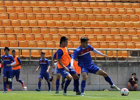 U20 Viet Nam nhan qua dac biet tai VCK U20 World Cup - Anh 9