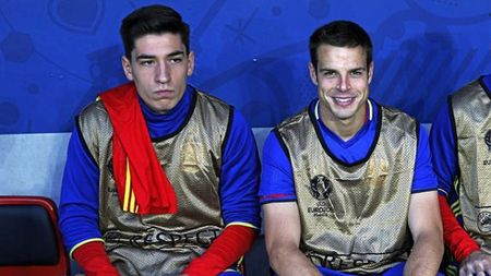 Barca nham sao Chelsea thay the Hector Bellerin - Anh 1
