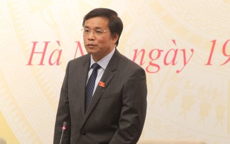 Nong trong ngay: He lo ly do ong Thang ve Doan DBQH Thanh Hoa - Anh 1