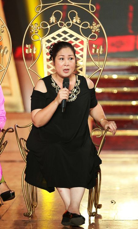 NSND Hong Van: Khong phai gameshow nao cung nham - Anh 1