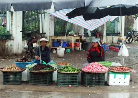Anh ky la: Nguoi Ha Noi co ro trong mua lanh giua mua he - Anh 10