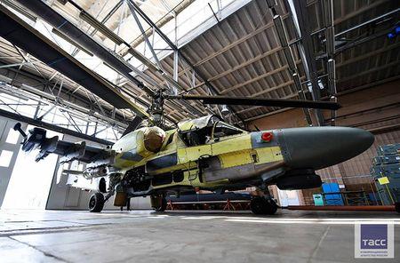 Thang loi o Syria, truc thang tan cong Ka-52 'sot xinh xich' - Anh 11