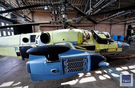Thang loi o Syria, truc thang tan cong Ka-52 'sot xinh xich' - Anh 12
