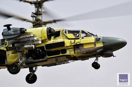 Thang loi o Syria, truc thang tan cong Ka-52 'sot xinh xich' - Anh 14