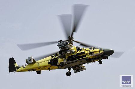 Thang loi o Syria, truc thang tan cong Ka-52 'sot xinh xich' - Anh 15
