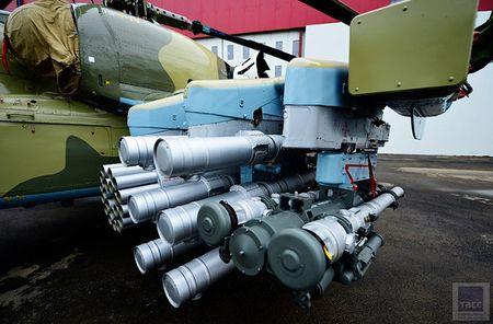 Thang loi o Syria, truc thang tan cong Ka-52 'sot xinh xich' - Anh 16