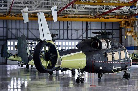 Thang loi o Syria, truc thang tan cong Ka-52 'sot xinh xich' - Anh 5