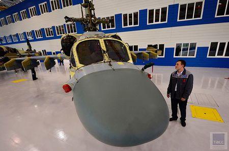 Thang loi o Syria, truc thang tan cong Ka-52 'sot xinh xich' - Anh 6